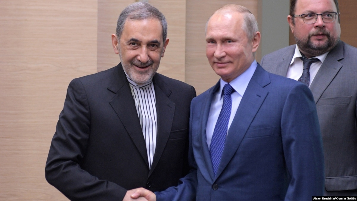 Iranian Supreme Leader's Adviser Hails 'Very Constructive' Meeting With Putin
