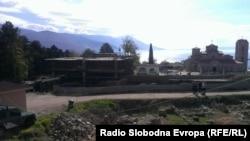 Плаошник, Охрид.