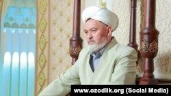 Шермурад Тогай – имам мечети «Тинчлик» в городе Ташкенте.