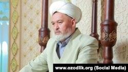 Шермурад Тогай – имам мечети «Тинчлик» в городе Ташкенте