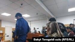 Бишкек ЖЭБи боюнча соттук отурум. 13-ноябрь, 2019-жыл.