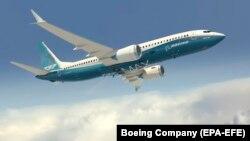 Boeing 737 MAX 8 təyyarəsi