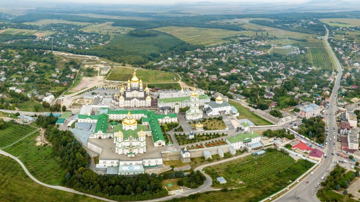 Почаевская лавра и коронавирус: зараженные паломники и реакция УПЦ (МП)