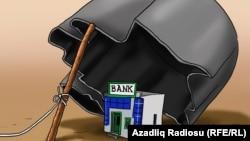 karikatura bank