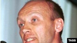 Журналист и правозащитник Игорь Аверкиев