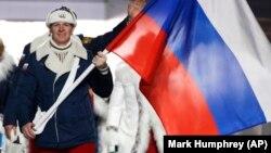 Рускиот тим на Олимписките игри во Сочи 2014 година