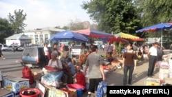 Оштогу борбордук базар, 2010-жылдын 12-августу