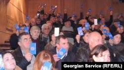 """После смены правительства в стране примерно в двух десятках районов появилось новое руководство из числа местных активистов """"Грузинской мечты"""""""