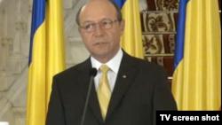 Президент Румынии Траян Бэсеску