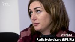 Наталія Анненкова – представник Адміністрації президента в Комісії з питань вищого корпусу державної служби