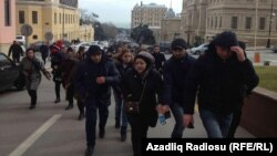 Azerbaijan - relatives of Azeri journalist Rasim Aliyev
