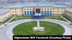 د افغانستان د کورنیو چارو وزارت