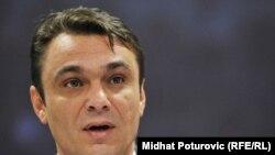 Sadik Ahmetović, foto: Midhat Poturović