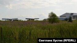 Аэропорт города Ачинск