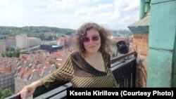 Ksenia Kirillova (file photo)
