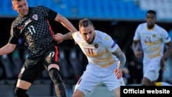 Լուսանկարը՝ Հայաստանի ֆուտբոլի ֆեդերացիայի, պատկերում է Խորվաթիա-Հայաստան խաղը, մեկը հունիսի, 2021թ.