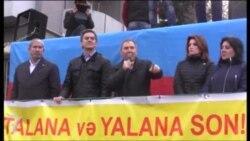 """""""Azərbaycan xalqı 20 ildir böhran içindədir"""" C.Həsənli"""