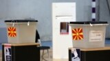 Macedonia - Fingerprint voting simulation for local elections 2021.