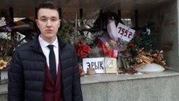 Виктор Новогорский и мемориал памяти жертв массовых репрессий в Йошкар-Оле