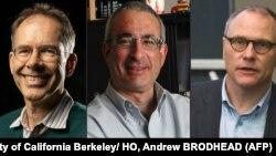 سه برنده امسال جایزه نوبل اقتصاد