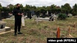 Stradanja na 'Balkanskoj ruti': Humke na groblju u Šidu