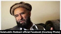 انجنیر احمدشاه احمدزی صدراعظم سابق افغانستان
