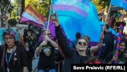 Deveti prajd u Crnoj Gori: 'Prava kao i svi ostali ljudi'