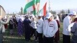 Гусели ҷавонон ба артиш дар ноҳияи Шамсиддини Шоҳин