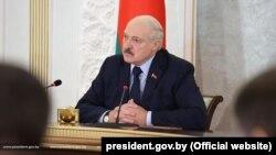 Alexander Lukashenka, Minsk, 19 oktyabr 2021