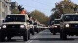 Передача боевой техники Пограничной службе ГКНБ. 21 октября 2021 года.