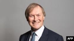 Дејвид Амес, пратеник на владејачката Конзервативна партија во британскиот Парламент