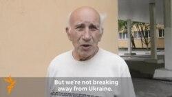 Luhansk Separatists Hold 'Self-Rule' Referendum