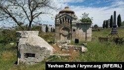 Караимское и еврейское кладбище в Севастополе, 2021 год