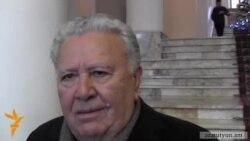Ռադիկ Մարտիրոսյանը ՝ Տարոն Մարգարյանի ատենախոսության մասին