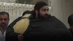 Meet The 436-Kilo Pakistani 'Hulk'
