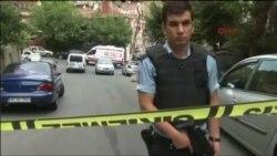 В Стамбуле обстреляно посольство США