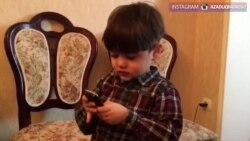 Rəşadət Axundovun evində üzlər gülür- [video]