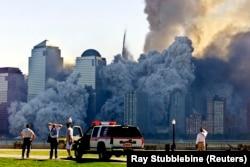 Терористичні атаки 11 вересня 2001 року в Нью-Йорку