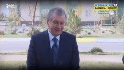 """Сайлов-21: """"Калла Кесган"""" Мирзиёев Иқрори"""