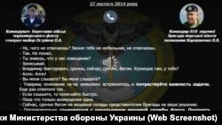 Із матеріалів ГРУ МО про силове захоплення Криму у 2014 році