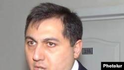 Омбудсмен Армении Армен Арутюнян (архив)