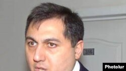 Защитник прав человека Армении Армен Арутюнян
