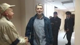 Сергей Беспалов перед рассмотрением дела в Иркутском областном суде