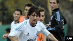 Аргентинанын футболдук курама командасы