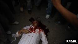 علی حسنپور، یکی از کشتهشدگان اعتراضهای روز ۲۵ خرداد ۸۸