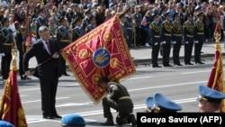 Прославата во Киев по повод денот на независноста на Украина.