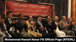 نشست اعتراضی شورای کاندیدان ریاست جمهوری در مورد پایان کار حکومت وحدت ملی