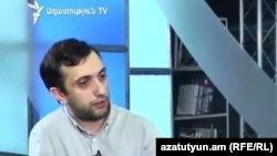 «Իրազեկ քաղաքացիների միավորում» կազմակերպության ծրագրերի համակարգող Դանիել Իոաննիսյանը «Ազատության» ստուդիայում