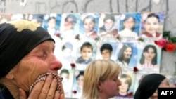 Годовщина теракта в Беслане
