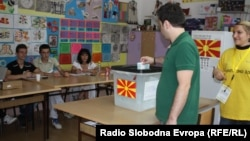 Macedonia -- parliamentary elections in 2011, where?, 05Jun2011